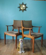Danish Erik Buch chairs - SOLD